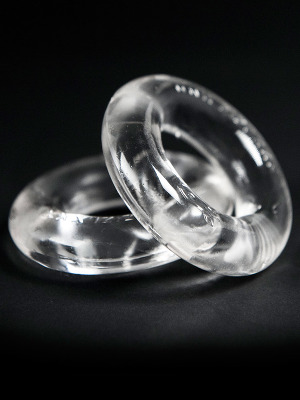 Cock Rings - ZIZI Top - Clear