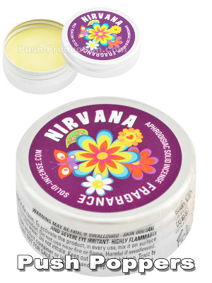 FREE - NIRVANA SOLID POPPERS