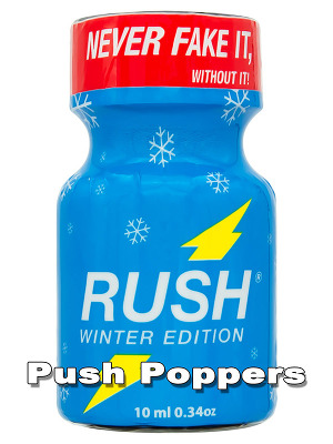 FREE - RUSH WINTER EDITION