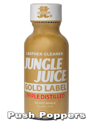 Jungle Juice Gold Label - Triple Distilled big