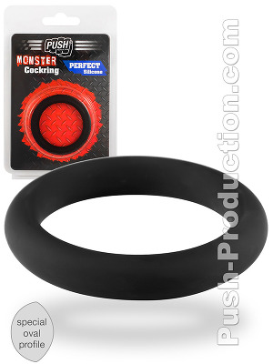 Push Monster - Perfect Silicone Cockring