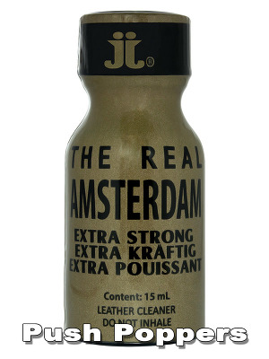 The Real Amsterdam 15 ml
