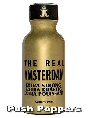 The Real Amsterdam 30 ml