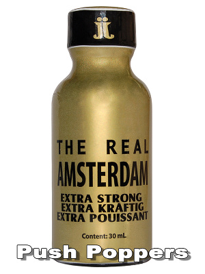 The Real Amsterdam big round