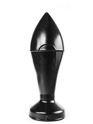 ZIZI Rocket Buttplug Black