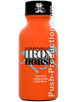 IRON HORSE big round bottle