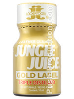 Jungle Juice Gold Label Triple Distilled 10 ml