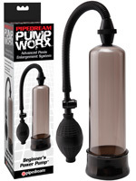 Penis Pump - Beginner's Power Black